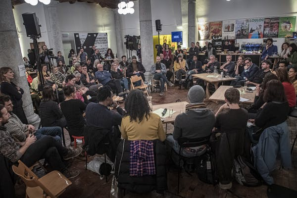 Table ronde sur la culture cinématographique