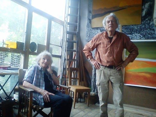 Gianerica – Das Künstlerpaar Erica und Gian Pedretti