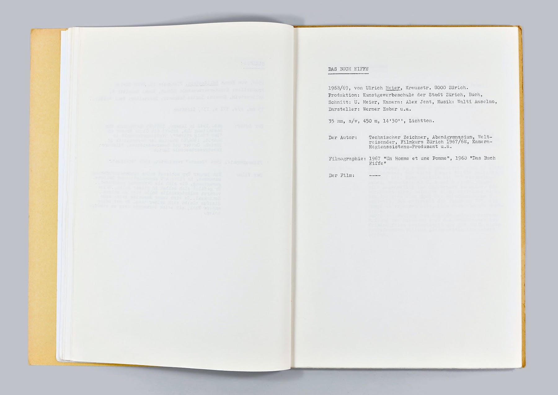 Image 1 de Das Buch Eiffe