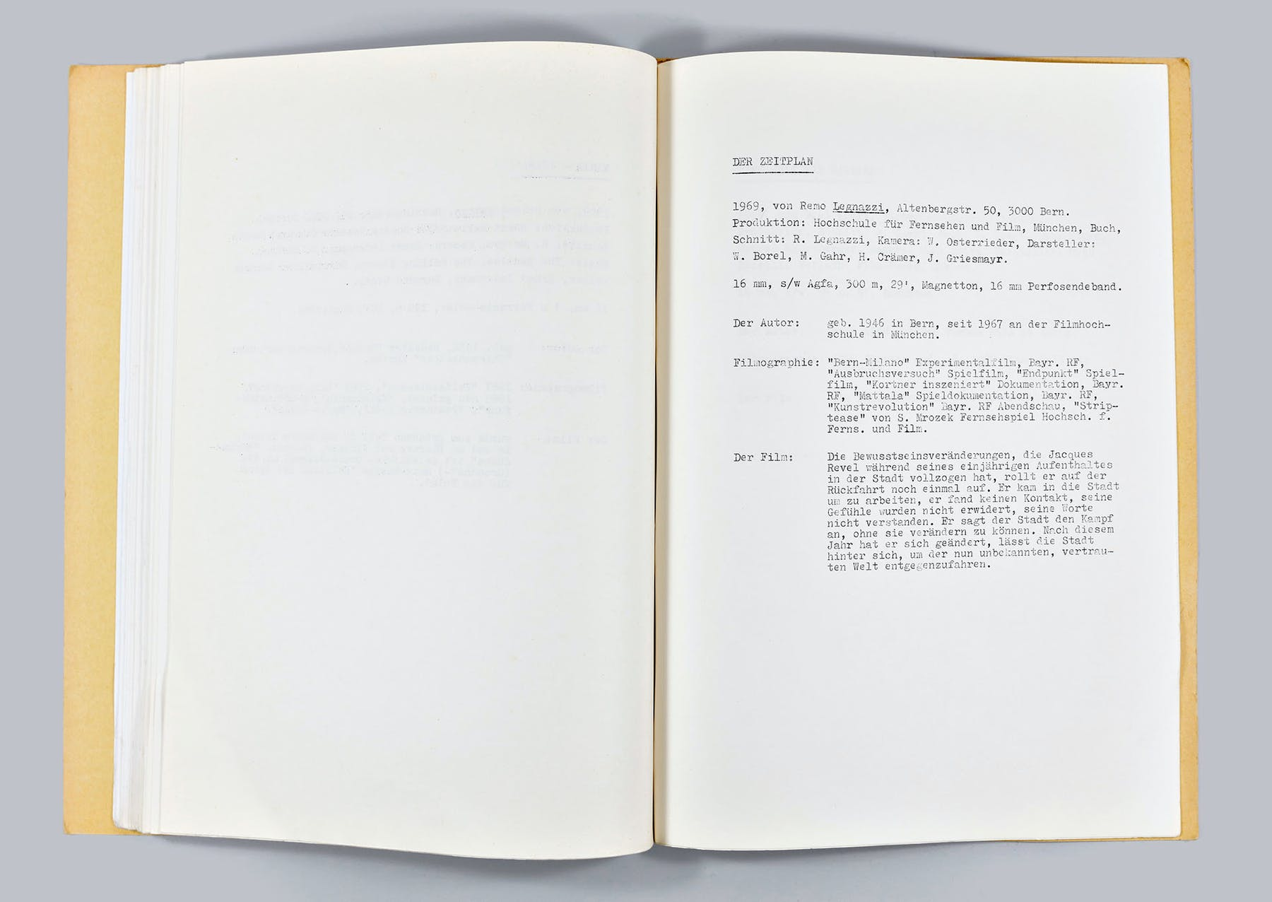 Image 1 de Der Zeitplan