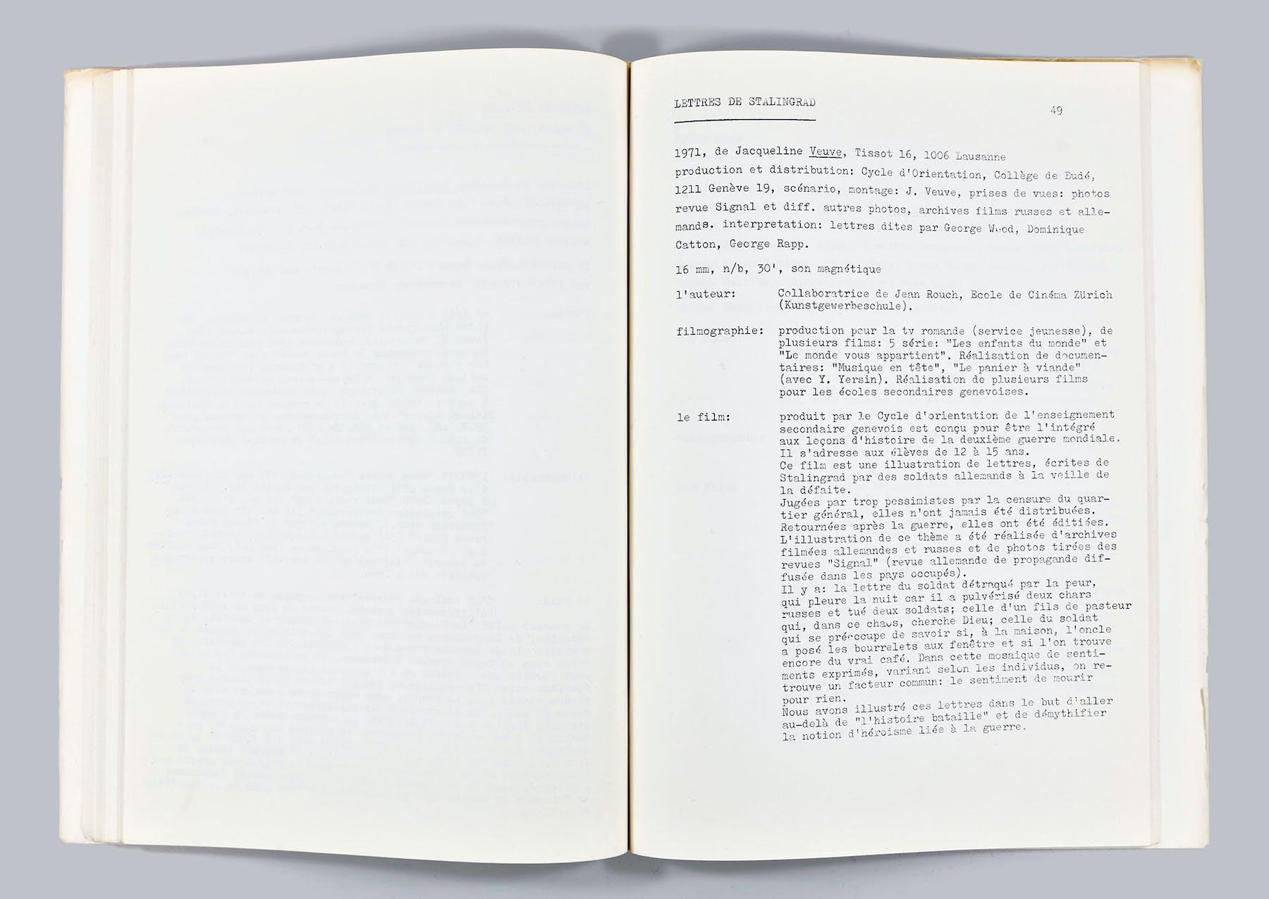 Bild 1 von Lettres de Stalingrad