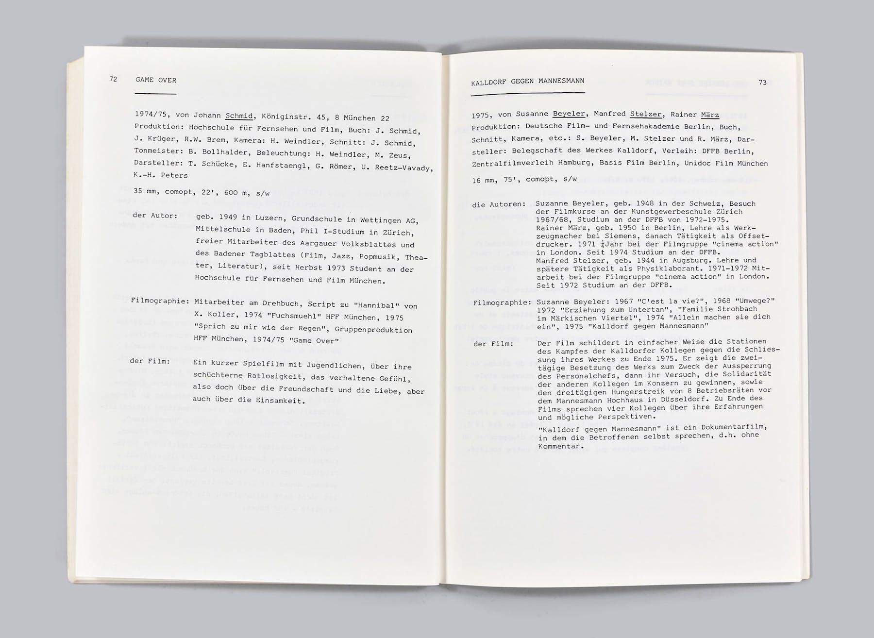 Bild 1 von Kalldorf gegen Mannesmann