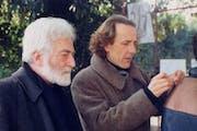 Image 2 de Tamaro. Pietre e angeli. Mario Botta Enzo Cucchi