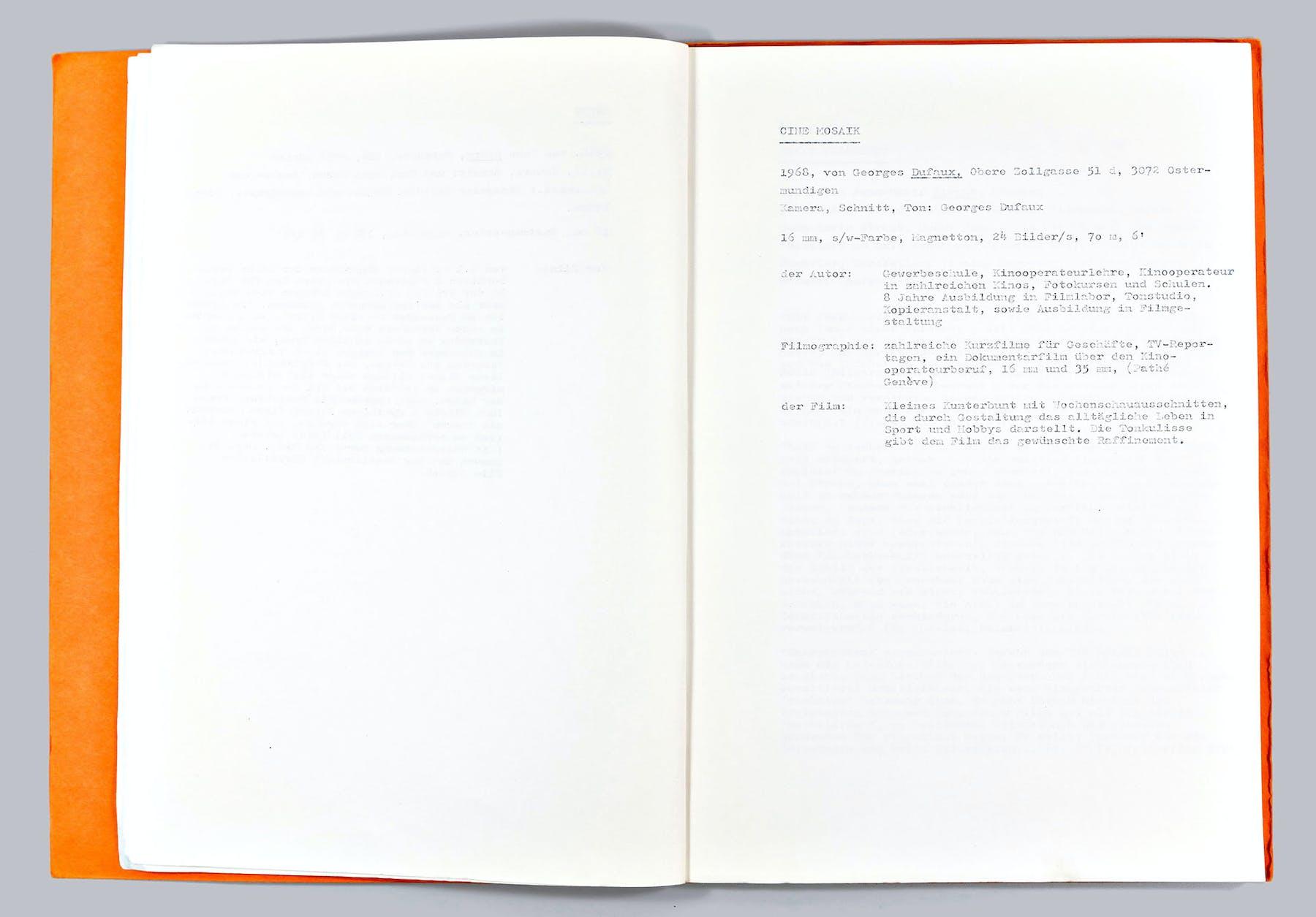 Bild 1 von Ciné mosaik