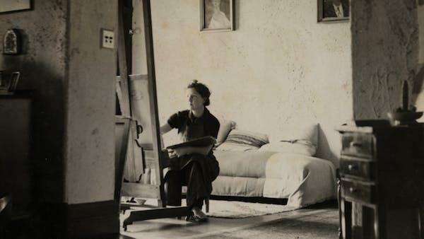Lélo, liberté et peinture - Filmgespräch