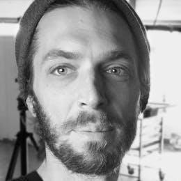 Portrait de Rolf Hellat