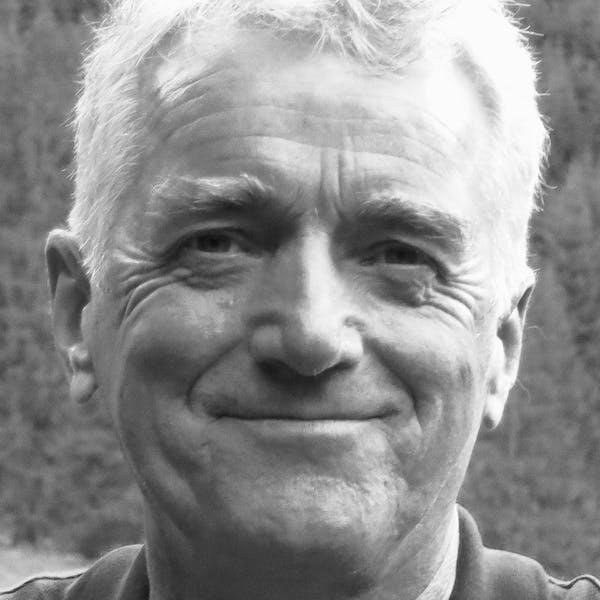 Portrait de Hans Haldimann