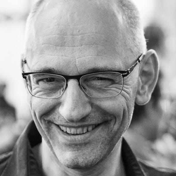 Portrait de Aldo Gugolz