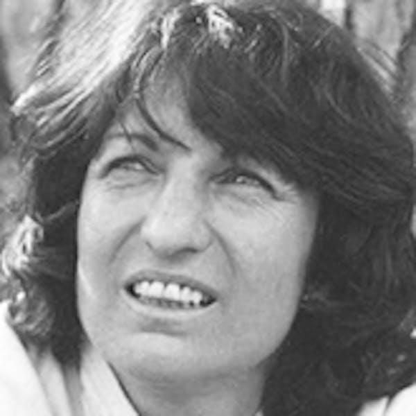 Portrait von  Patricia Moraz