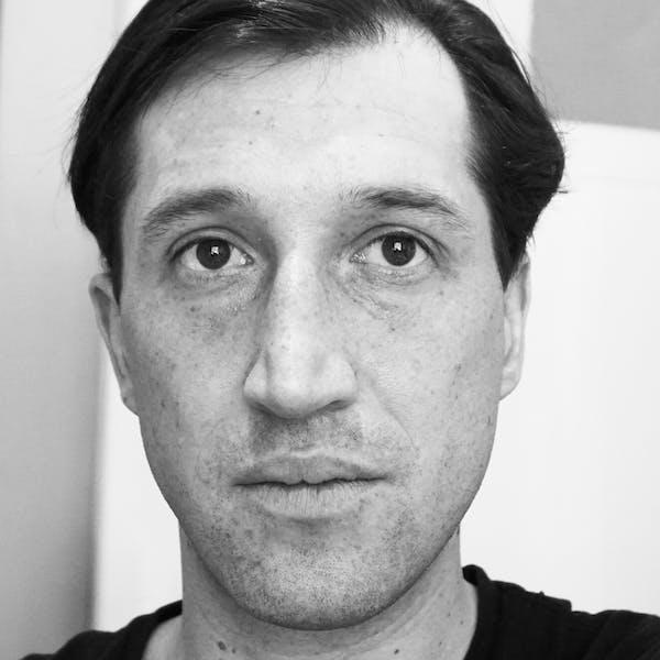 Portrait von  Joerg Hurschler