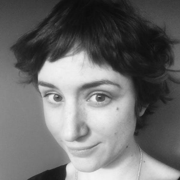 Portrait von  Marjolaine Perreten