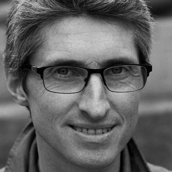 Portrait von  Fabrice Aragno