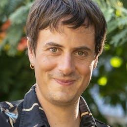 Portrait de Valentin Merz