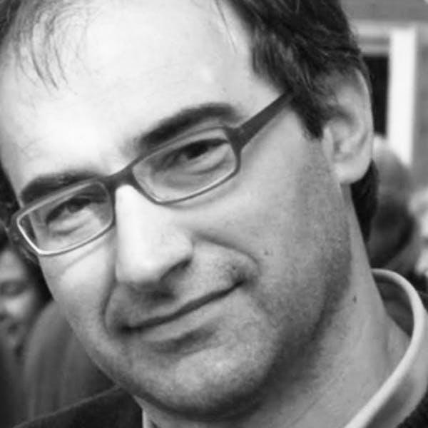 Portrait de Valerio Jalongo