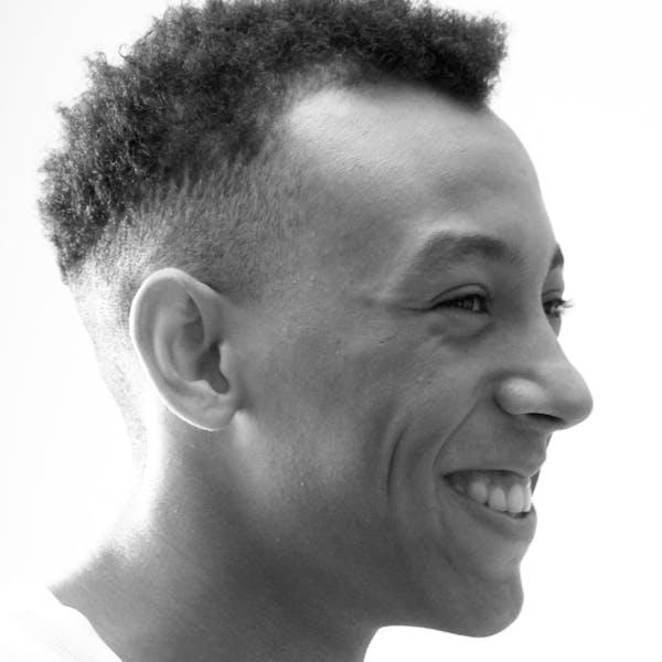 Portrait von  Djibril Vuille