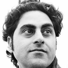 Portrait de Massoud Bakhshi