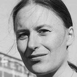 Portrait de Emmanuelle Walter