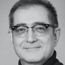 Portrait von  . Samir
